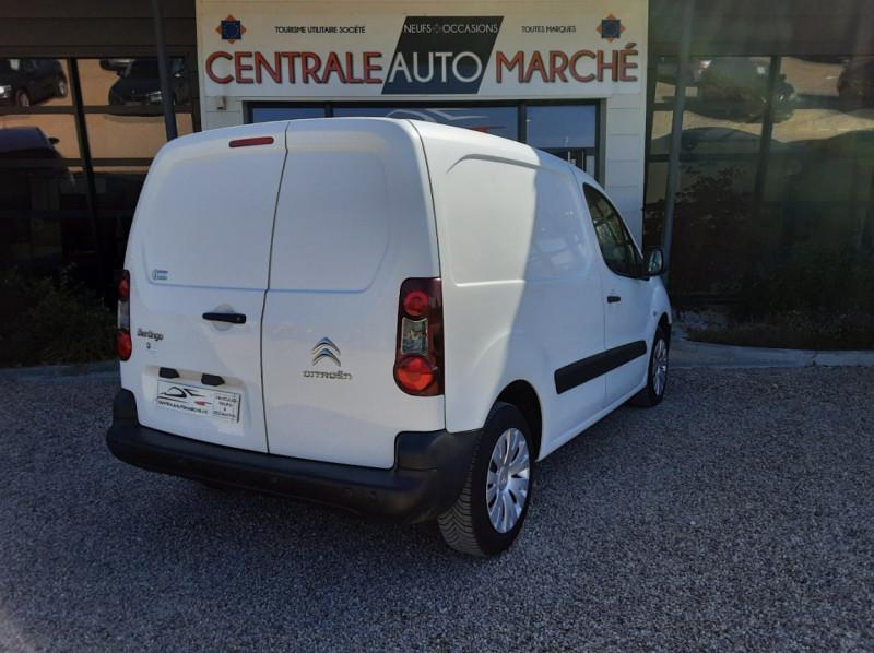 Photo 8 de l'offre de CITROEN BERLINGO 20 L1 e-HDi 90 CLUB ETG6 à 9800€ chez Centrale Auto Marché Mussidan