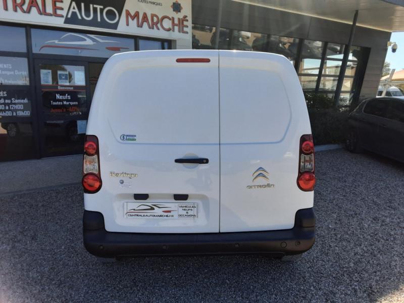 Photo 12 de l'offre de CITROEN BERLINGO 20 L1 e-HDi 90 CLUB ETG6 à 9800€ chez Centrale Auto Marché Mussidan