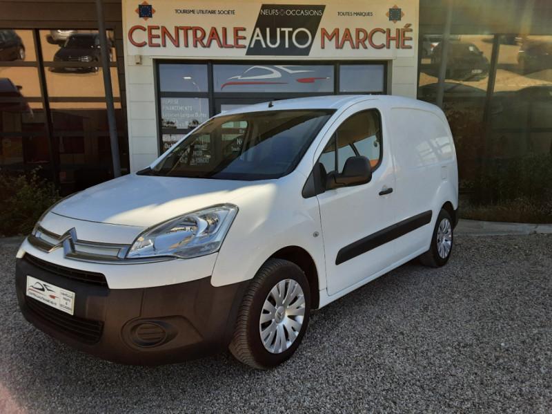 Photo 2 de l'offre de CITROEN BERLINGO 20 L1 e-HDi 90 CLUB ETG6 à 9800€ chez Centrale Auto Marché Mussidan