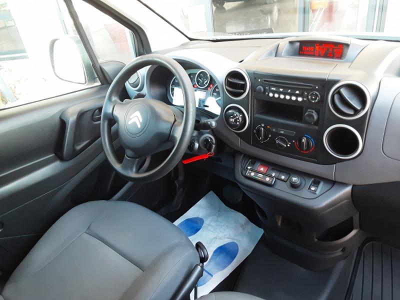 Photo 33 de l'offre de CITROEN BERLINGO 20 L1 e-HDi 90 CLUB ETG6 à 9800€ chez Centrale Auto Marché Mussidan