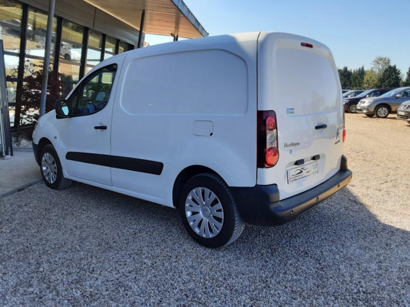 Photo 13 de l'offre de CITROEN BERLINGO 20 L1 e-HDi 90 CLUB ETG6 à 9800€ chez Centrale Auto Marché Mussidan