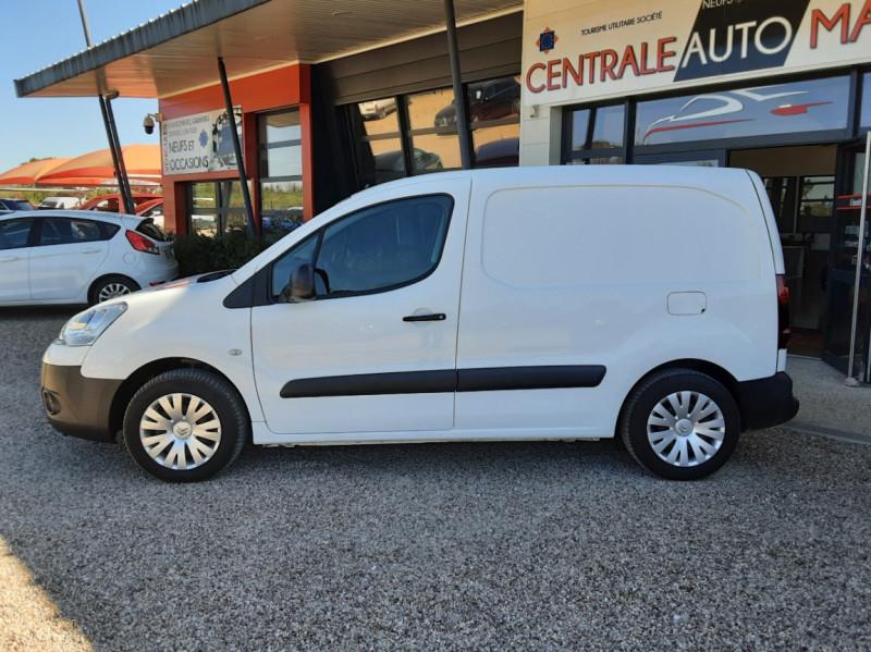 Photo 7 de l'offre de CITROEN BERLINGO 20 L1 e-HDi 90 CLUB ETG6 à 9800€ chez Centrale Auto Marché Mussidan