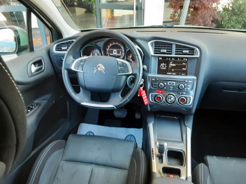 Photo 33 de l'offre de CITROEN C4 C4 e-HDi 115 Business ETG6 à 7290€ chez Centrale Auto Marché Mussidan