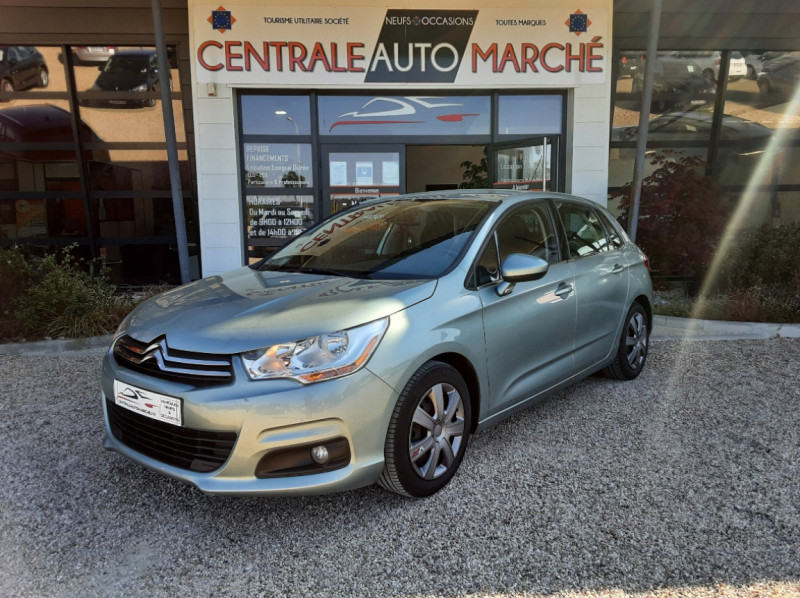 Photo 2 de l'offre de CITROEN C4 C4 e-HDi 115 Business ETG6 à 7290€ chez Centrale Auto Marché Mussidan