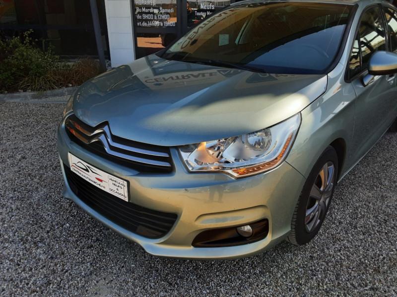 Photo 4 de l'offre de CITROEN C4 C4 e-HDi 115 Business ETG6 à 7290€ chez Centrale Auto Marché Mussidan