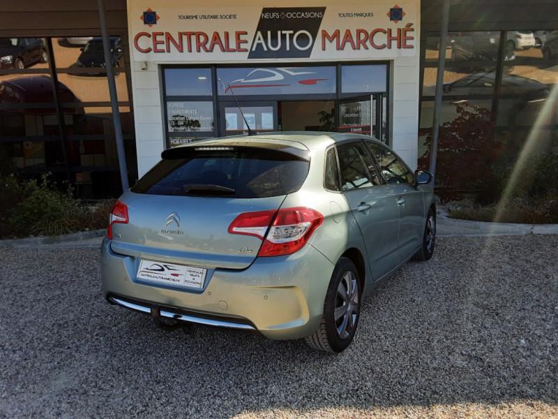 Photo 10 de l'offre de CITROEN C4 C4 e-HDi 115 Business ETG6 à 7290€ chez Centrale Auto Marché Mussidan