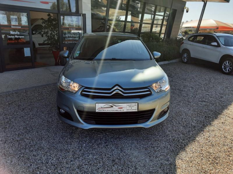 Photo 3 de l'offre de CITROEN C4 C4 e-HDi 115 Business ETG6 à 7290€ chez Centrale Auto Marché Mussidan