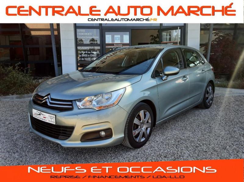 Photo 1 de l'offre de CITROEN C4 C4 e-HDi 115 Business ETG6 à 7290€ chez Centrale Auto Marché Mussidan