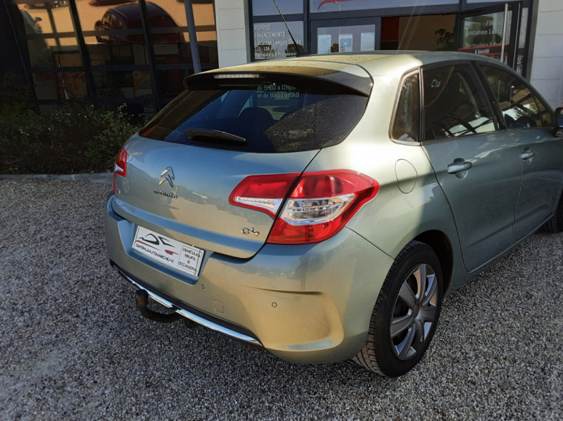 Photo 13 de l'offre de CITROEN C4 C4 e-HDi 115 Business ETG6 à 7290€ chez Centrale Auto Marché Mussidan