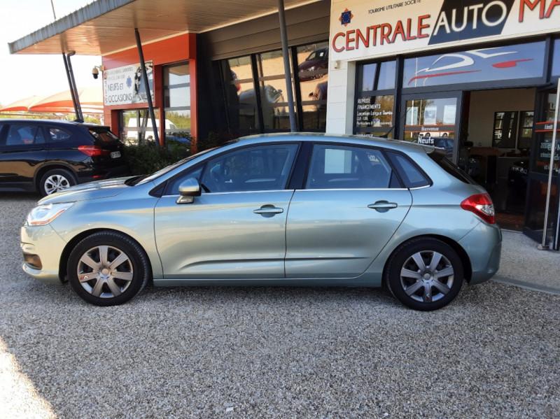 Photo 9 de l'offre de CITROEN C4 C4 e-HDi 115 Business ETG6 à 7290€ chez Centrale Auto Marché Mussidan
