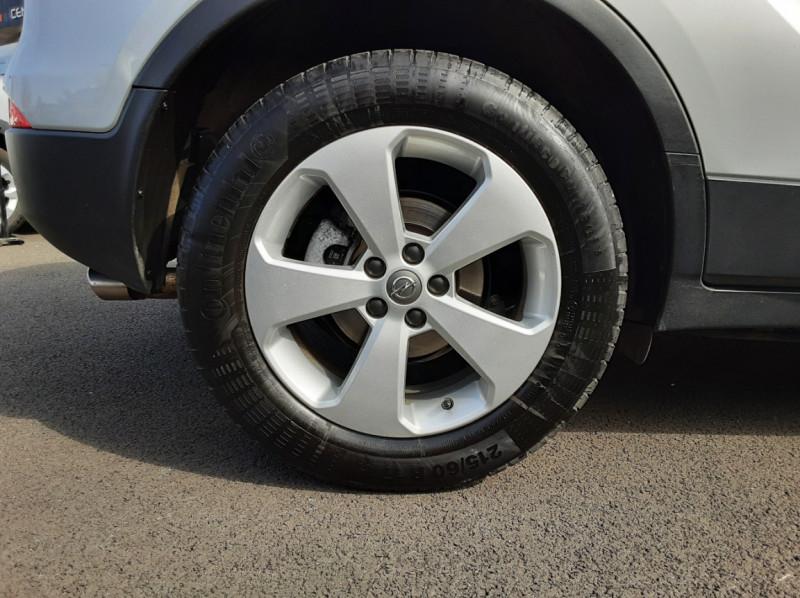Photo 33 de l'offre de OPEL MOKKA X 1.6 CDTI - 110 ch ecoFLEX Business à 12990€ chez Centrale Auto Marché Mussidan