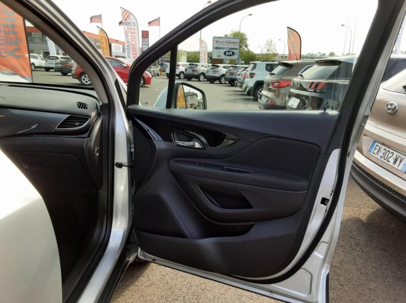 Photo 22 de l'offre de OPEL MOKKA X 1.6 CDTI - 110 ch ecoFLEX Business à 12990€ chez Centrale Auto Marché Mussidan