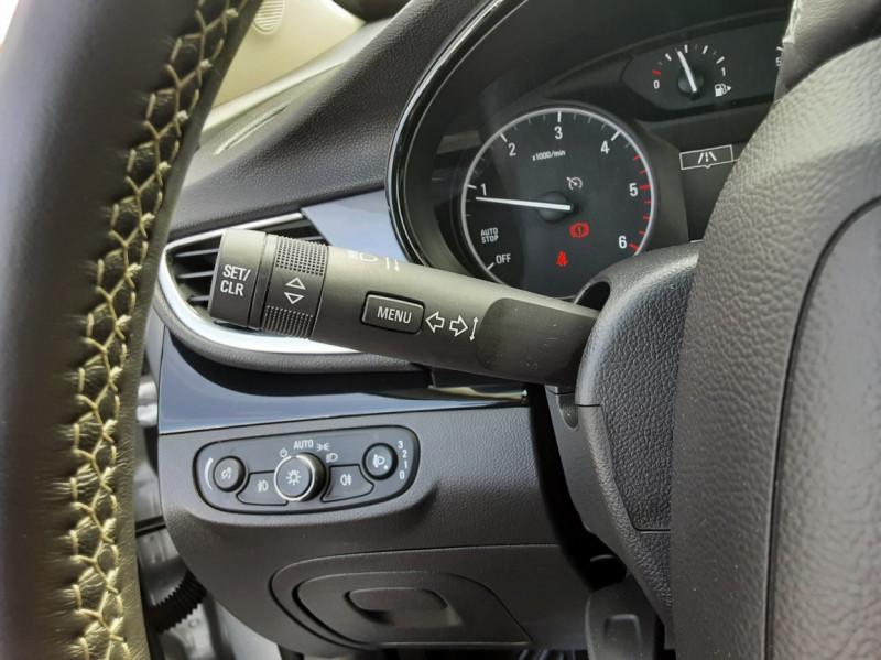 Photo 13 de l'offre de OPEL MOKKA X 1.6 CDTI - 110 ch ecoFLEX Business à 12990€ chez Centrale Auto Marché Mussidan