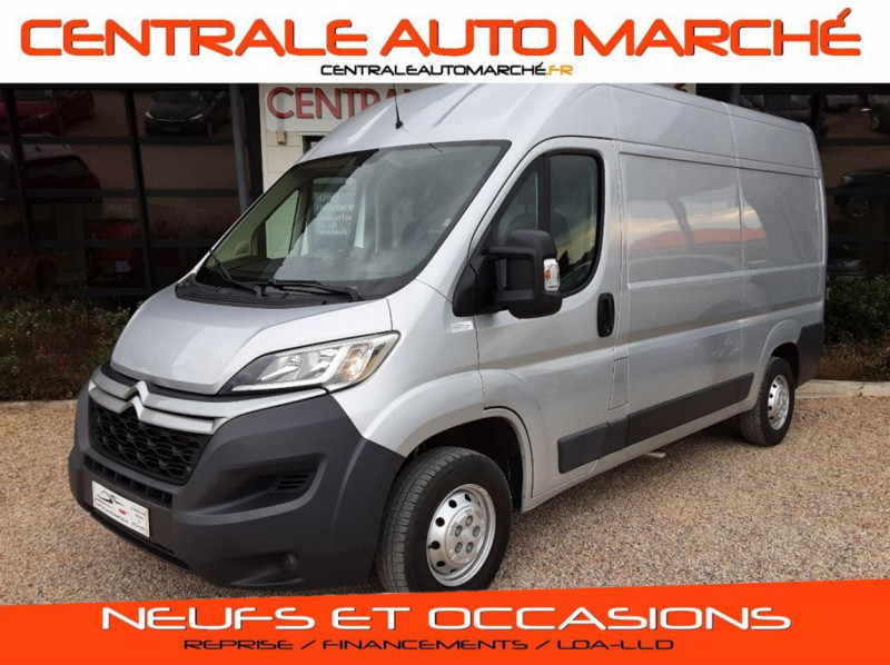 Citroen JUMPER L2H2 BLUEHDi 130 BVM6 BUSINESS Diesel  Occasion à vendre