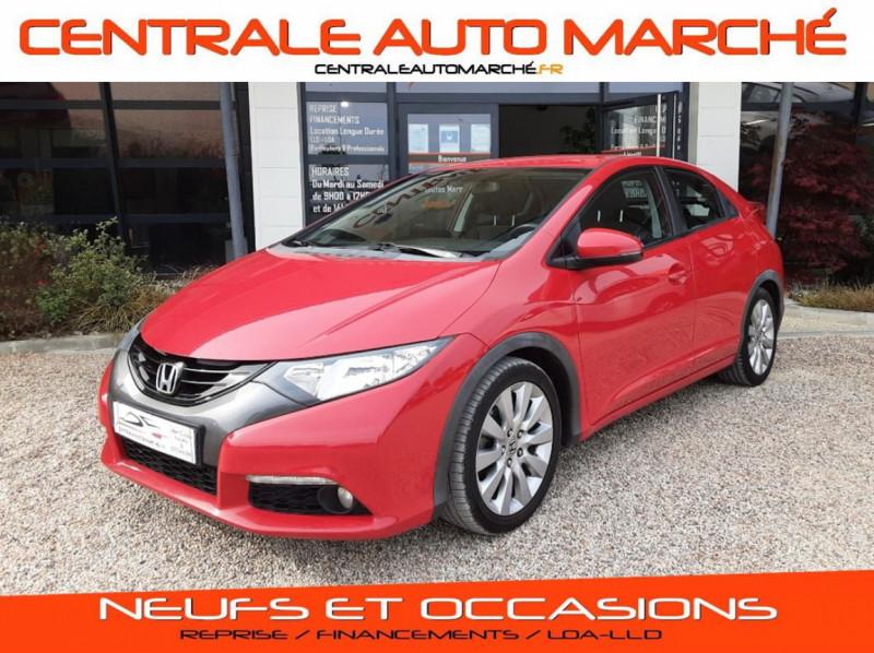 Honda CIVIC Civic 1.6 i-DTEC 120 Exécutive GAZOLE  Occasion à vendre