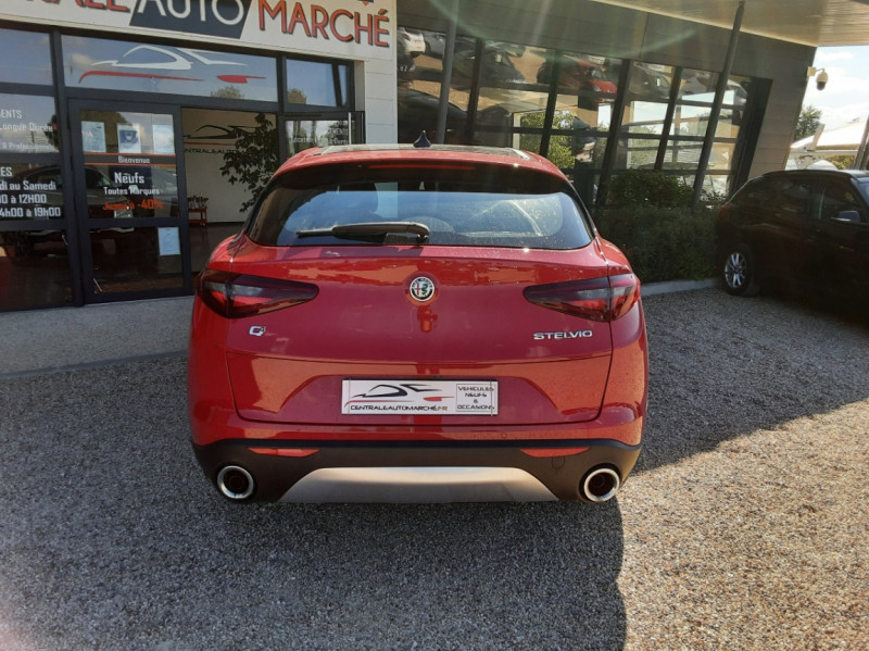 Photo 21 de l'offre de ALFA ROMEO STELVIO 2.2 210 ch Q4 AT8 Lusso à 28900€ chez Centrale Auto Marché Mussidan