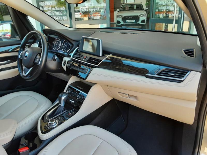 Photo 30 de l'offre de BMW SERIE 2 Active Tourer 218d 150 ch Luxury A à 17900€ chez Centrale Auto Marché Mussidan