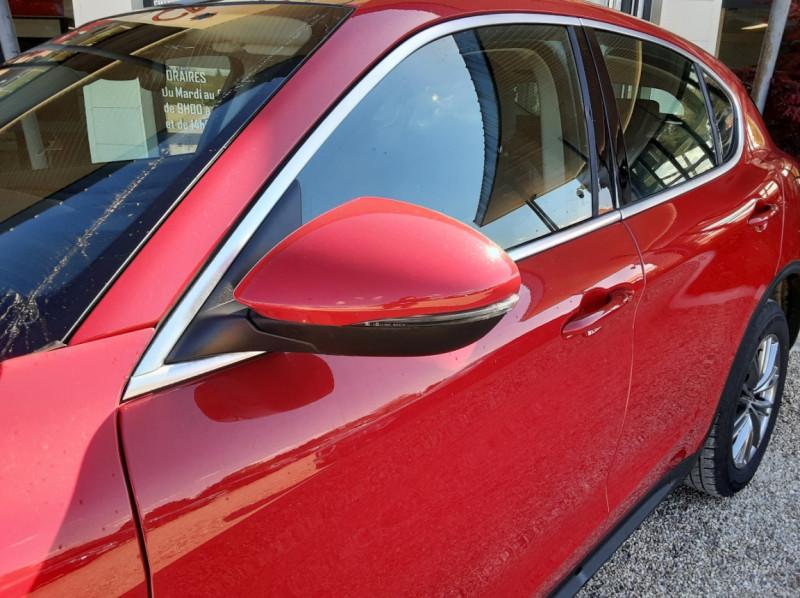 Photo 7 de l'offre de ALFA ROMEO STELVIO 2.2 210 ch Q4 AT8 Lusso à 28900€ chez Centrale Auto Marché Mussidan