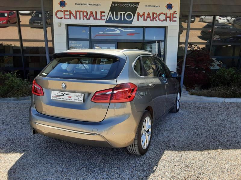 Photo 12 de l'offre de BMW SERIE 2 Active Tourer 218d 150 ch Luxury A à 17900€ chez Centrale Auto Marché Mussidan