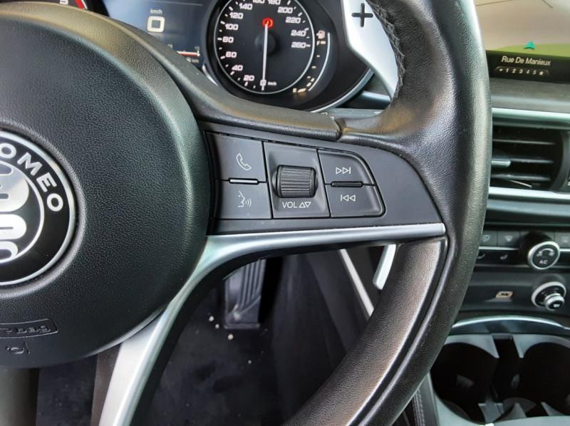 Photo 42 de l'offre de ALFA ROMEO STELVIO 2.2 210 ch Q4 AT8 Lusso à 28900€ chez Centrale Auto Marché Mussidan