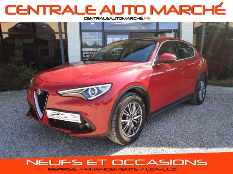 Alfa Romeo STELVIO 2.2 210 ch Q4 AT8 Lusso Diesel  Occasion à vendre