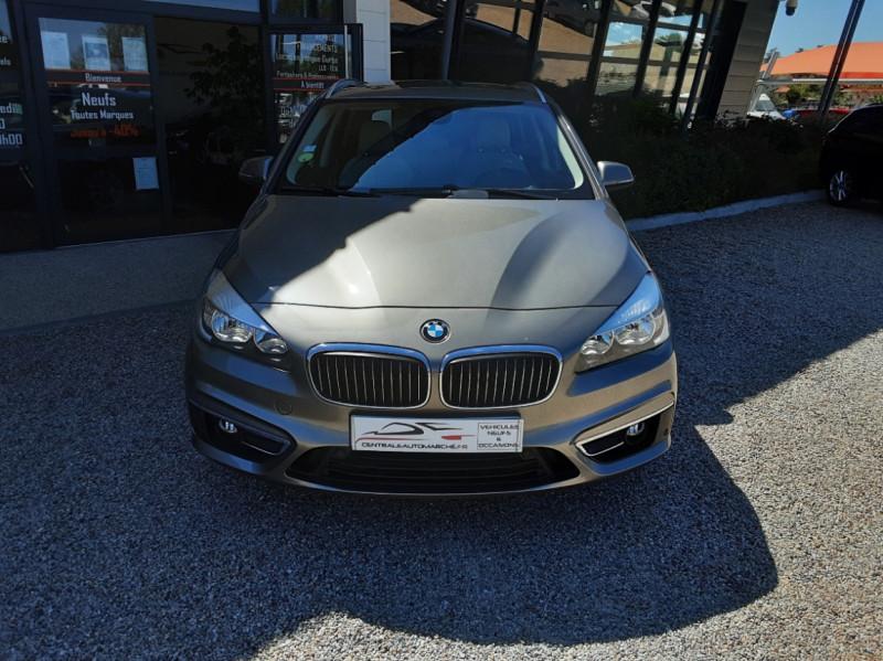 Photo 3 de l'offre de BMW SERIE 2 Active Tourer 218d 150 ch Luxury A à 17900€ chez Centrale Auto Marché Mussidan