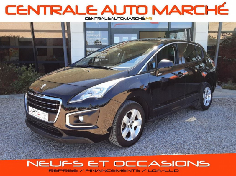 Peugeot 3008 1.6 BlueHDi 120ch SetS EAT6 Active Business Diesel  Occasion à vendre