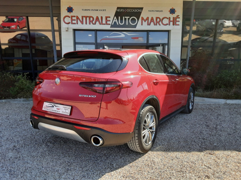 Photo 9 de l'offre de ALFA ROMEO STELVIO 2.2 210 ch Q4 AT8 Lusso à 28900€ chez Centrale Auto Marché Mussidan