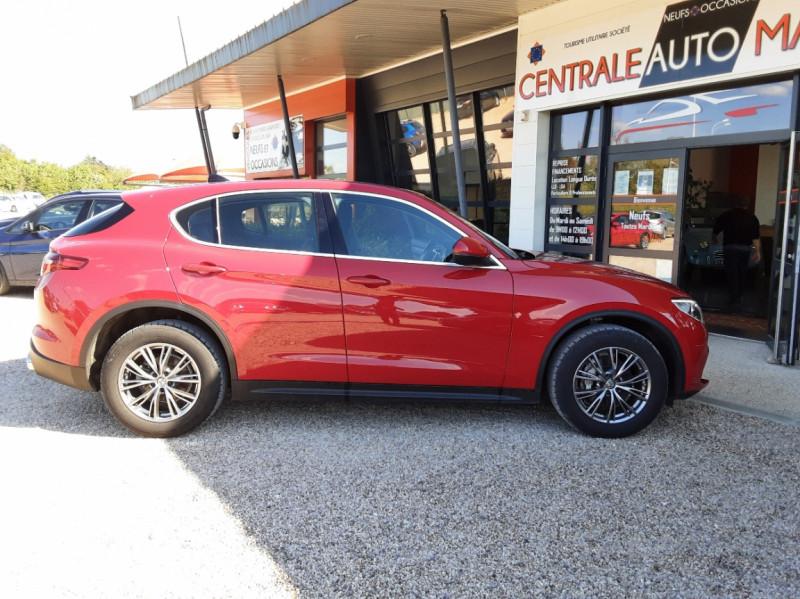 Photo 12 de l'offre de ALFA ROMEO STELVIO 2.2 210 ch Q4 AT8 Lusso à 28900€ chez Centrale Auto Marché Mussidan