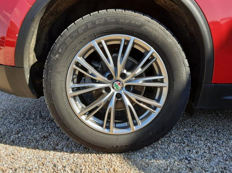Photo 49 de l'offre de ALFA ROMEO STELVIO 2.2 210 ch Q4 AT8 Lusso à 28900€ chez Centrale Auto Marché Mussidan