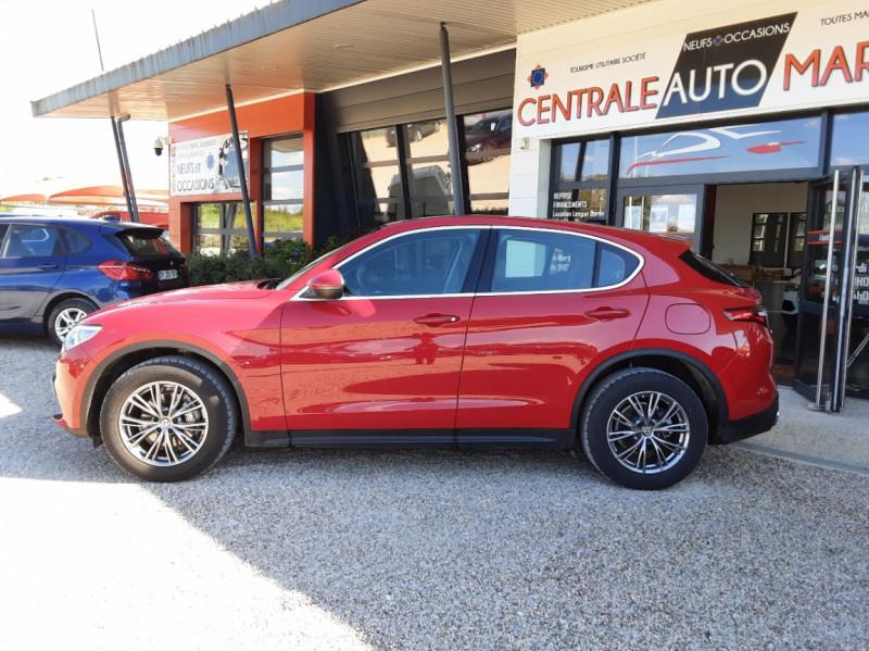 Photo 8 de l'offre de ALFA ROMEO STELVIO 2.2 210 ch Q4 AT8 Lusso à 28900€ chez Centrale Auto Marché Mussidan