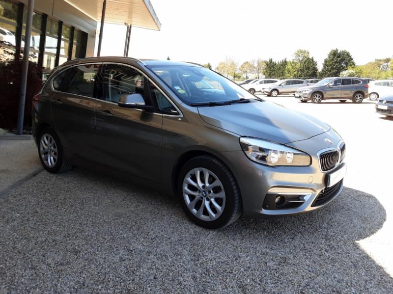 Photo 9 de l'offre de BMW SERIE 2 Active Tourer 218d 150 ch Luxury A à 17900€ chez Centrale Auto Marché Mussidan