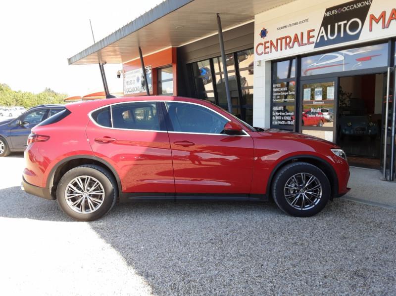 Photo 10 de l'offre de ALFA ROMEO STELVIO 2.2 210 ch Q4 AT8 Lusso à 28900€ chez Centrale Auto Marché Mussidan