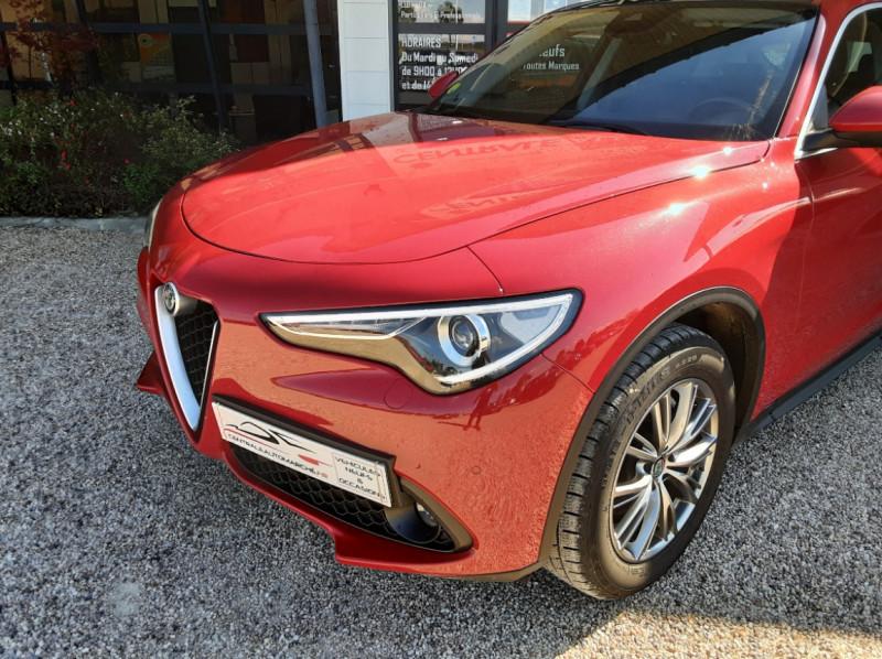 Photo 5 de l'offre de ALFA ROMEO STELVIO 2.2 210 ch Q4 AT8 Lusso à 28900€ chez Centrale Auto Marché Mussidan