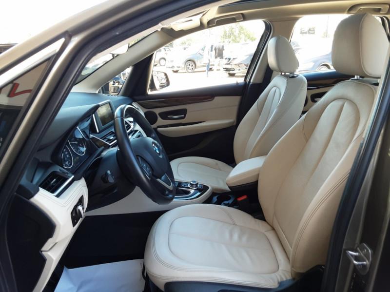 Photo 20 de l'offre de BMW SERIE 2 Active Tourer 218d 150 ch Luxury A à 17900€ chez Centrale Auto Marché Mussidan