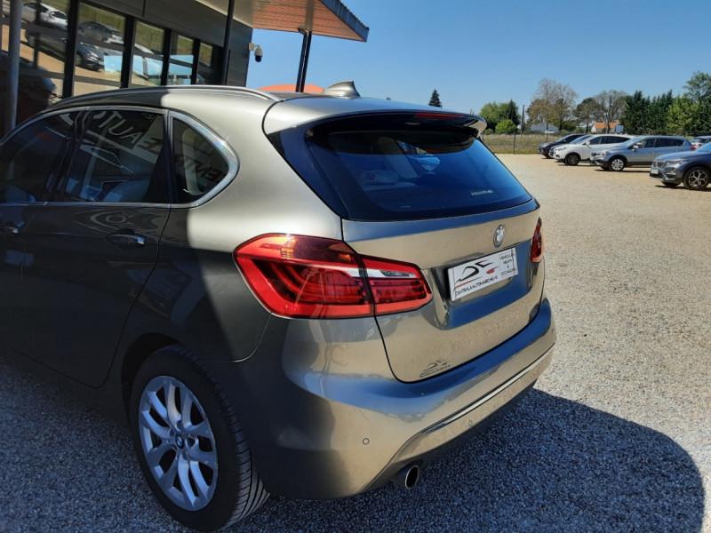 Photo 14 de l'offre de BMW SERIE 2 Active Tourer 218d 150 ch Luxury A à 17900€ chez Centrale Auto Marché Mussidan