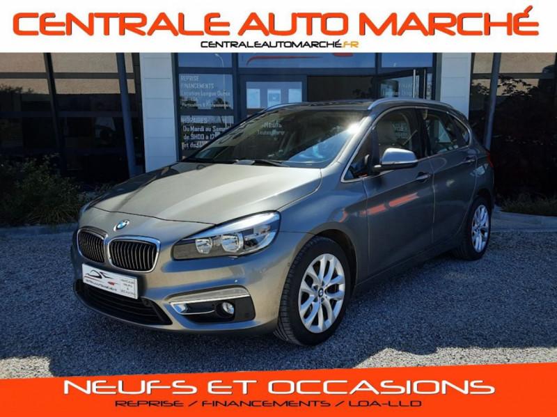 Photo 1 de l'offre de BMW SERIE 2 Active Tourer 218d 150 ch Luxury A à 17900€ chez Centrale Auto Marché Mussidan