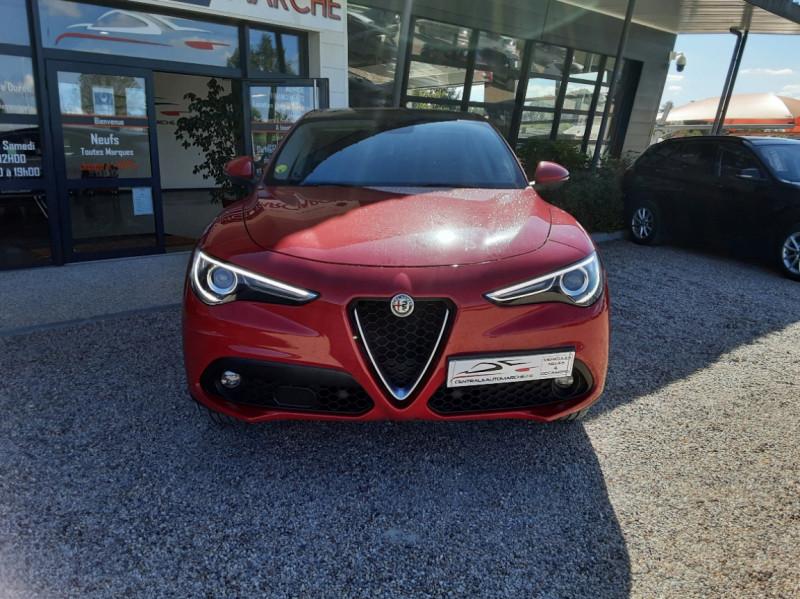 Photo 4 de l'offre de ALFA ROMEO STELVIO 2.2 210 ch Q4 AT8 Lusso à 28900€ chez Centrale Auto Marché Mussidan