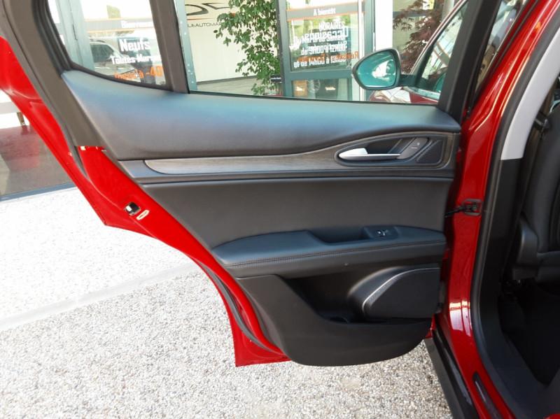 Photo 26 de l'offre de ALFA ROMEO STELVIO 2.2 210 ch Q4 AT8 Lusso à 28900€ chez Centrale Auto Marché Mussidan