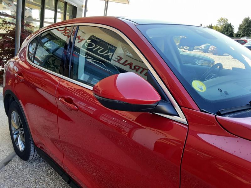 Photo 6 de l'offre de ALFA ROMEO STELVIO 2.2 210 ch Q4 AT8 Lusso à 28900€ chez Centrale Auto Marché Mussidan