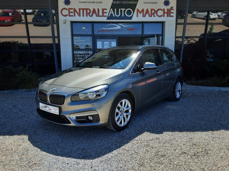 Photo 2 de l'offre de BMW SERIE 2 Active Tourer 218d 150 ch Luxury A à 17900€ chez Centrale Auto Marché Mussidan