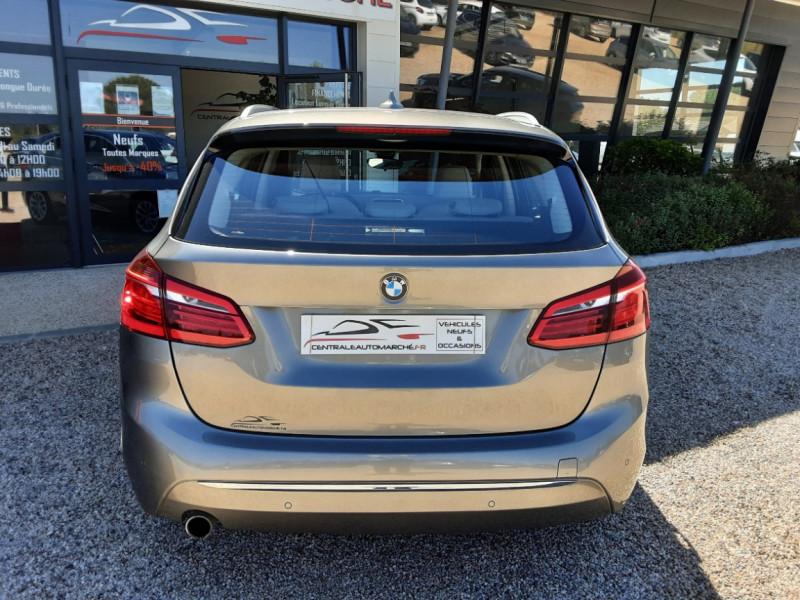 Photo 16 de l'offre de BMW SERIE 2 Active Tourer 218d 150 ch Luxury A à 17900€ chez Centrale Auto Marché Mussidan