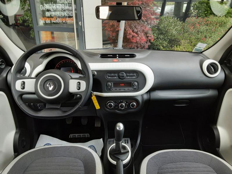 Photo 30 de l'offre de RENAULT TWINGO III 1.0 SCe 70 eco2 SetS Zen à 8500€ chez Centrale Auto Marché Mussidan