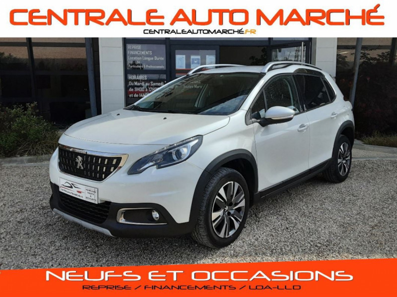 Peugeot 2008 BlueHDi 120ch SetS EAT6 Allure Business Diesel  Occasion à vendre