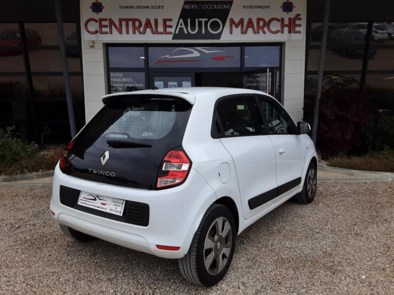 Photo 15 de l'offre de RENAULT TWINGO III 1.0 SCe 70 eco2 SetS Zen à 8500€ chez Centrale Auto Marché Mussidan