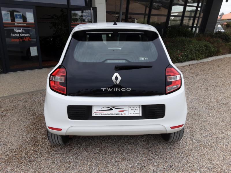 Photo 12 de l'offre de RENAULT TWINGO III 1.0 SCe 70 eco2 SetS Zen à 8500€ chez Centrale Auto Marché Mussidan