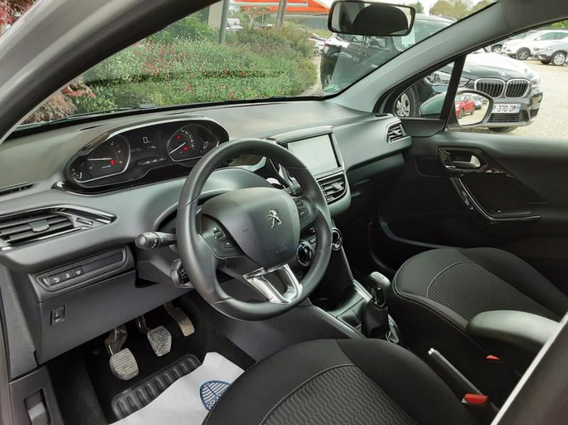 Photo 21 de l'offre de PEUGEOT 208 1.6 BlueHDi 75ch SetS BVM5 Active Business à 10490€ chez Centrale Auto Marché Mussidan
