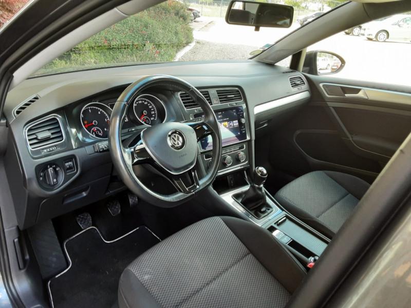 Photo 19 de l'offre de VOLKSWAGEN GOLF VII 1.6 TDI 115 BlueMotion Trendline à 13490€ chez Centrale Auto Marché Mussidan