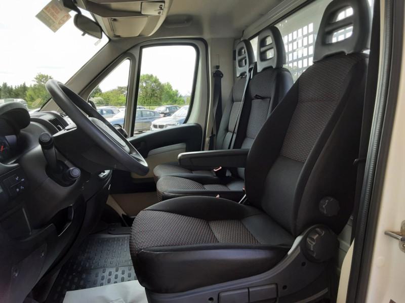 Photo 27 de l'offre de CITROEN JUMPER BENNE 35 L2 BLUEHDi 130 BVM6 CONFORT à 22990€ chez Centrale Auto Marché Mussidan