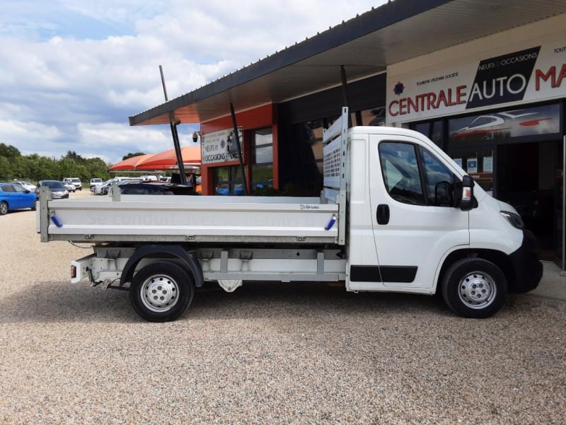 Photo 16 de l'offre de CITROEN JUMPER BENNE 35 L2 BLUEHDi 130 BVM6 CONFORT à 22990€ chez Centrale Auto Marché Mussidan